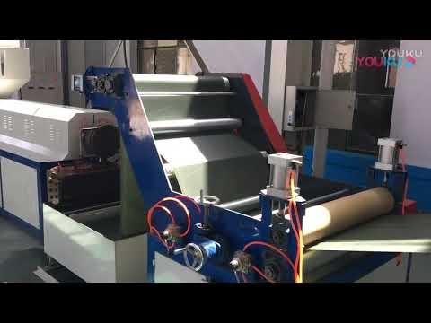 pp-pe-rope-extrusion-line,-plastic-rope-production-line,-split-film-extrusion-line