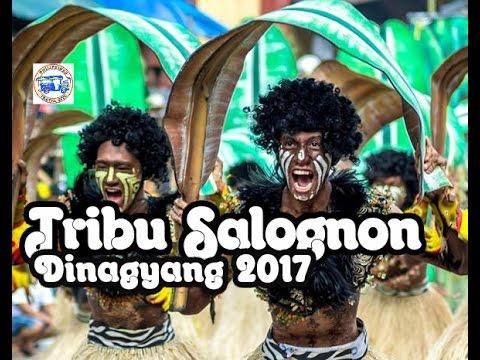 TRIBU SALOGNON - DINAGYANG FESTIVAL 2017|FULL HD