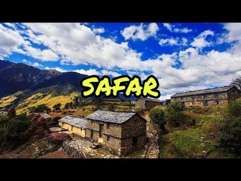 Safar | A Travel Vlog | Drone Shots | Bhuvan Bam