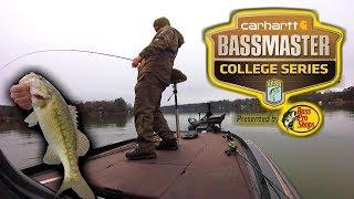 256 Boat College Fishing Tournament Lake Norman 2019