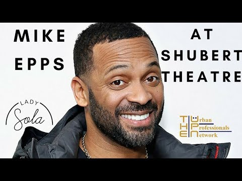 Mike Epps Live at Shubert Theatre!