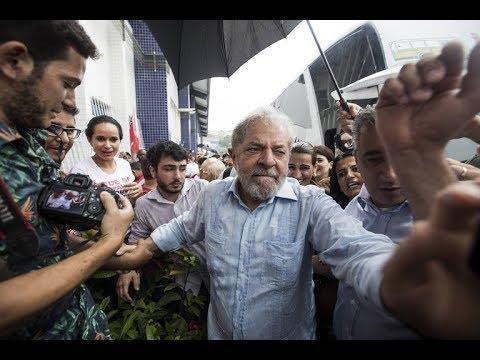 0 - 5/12 - Reveja momentos emocionantes de Lula em Cariacica