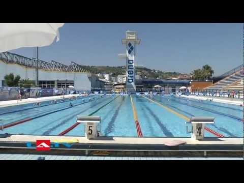 Pescara alle piscine le naiadi 24 ore di nuoto sport e divertimento youtube - Vendita piscine pescara ...