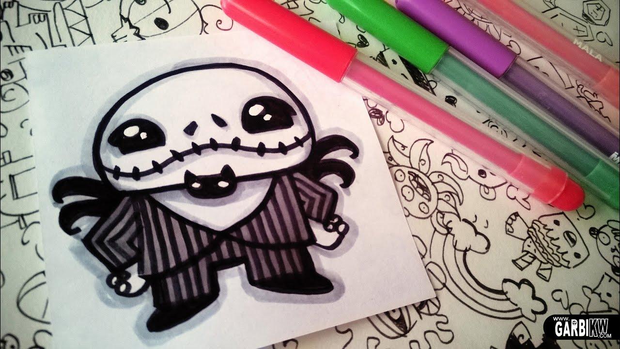 kawaii halloween drawings