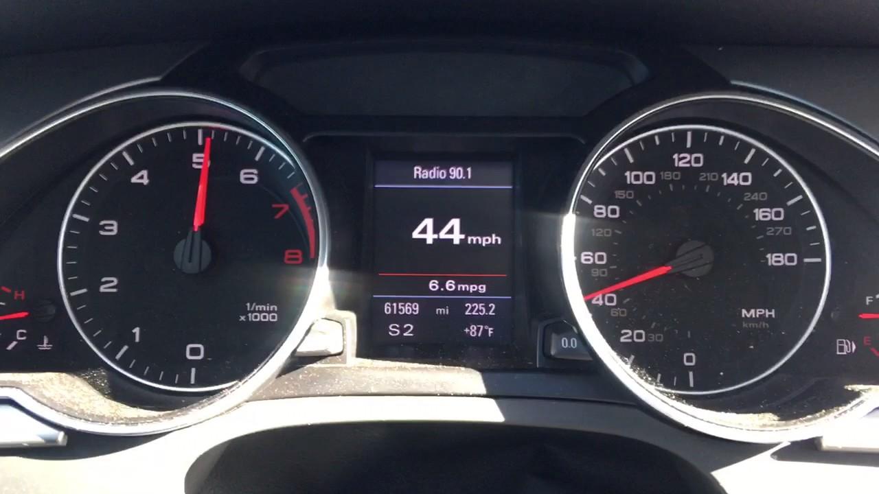 Audi Q5 0 60 Acceleration >> 2009 Audi A5 3 2l Acceleration 0 60
