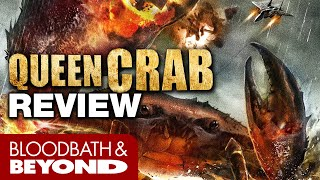 Queen Crab (2015) - Horror Movie Review