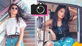Ugly Location Photoshoot Challenge in India | Dhwani Bhatt