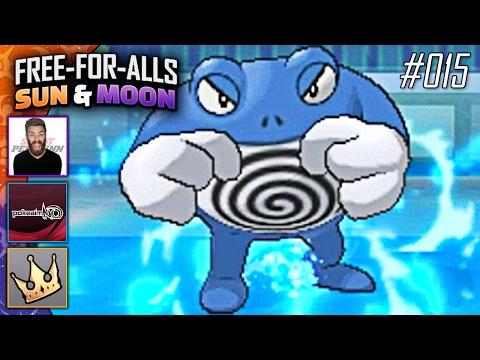 Pokémon Sun & Moon FFAs #015 Feat. ShadyPenguinn, JoeyPokeaim & Nipps!!