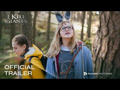 I KILL GIANTS - Full online - Zoe Saldana, Madison Wolfe, Imogen Poots