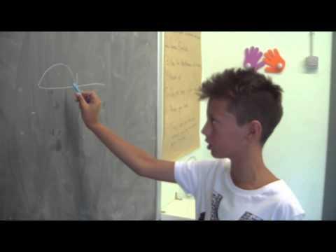 pirineos2Qjul2013 Ryan's class teaches the past tense