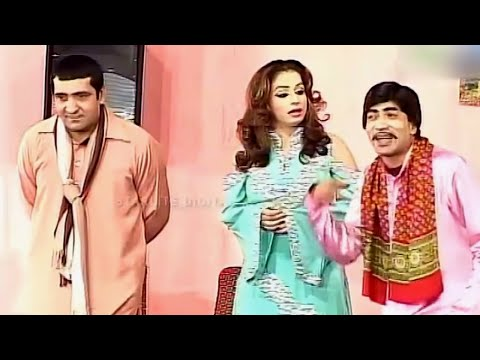 Best Of Zafri Khan and Sajan Abbas New Pakistani Stage Drama Full Comedy Funny Play | Pk Mast