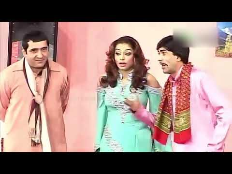 Thumbnail: Best Of Zafri Khan and Sajan Abbas New Pakistani Stage Drama Full Comedy Funny Play