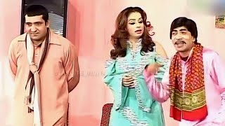 Best Of Zafri Khan and Sajan Abbas New Pakistani Stage Drama Full Comedy Funny Play