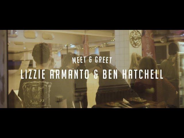 Lizzie Armanto & Ben Hatchell visiting Raba 5 skatepark (2019)