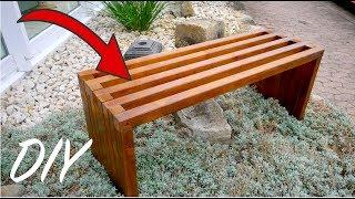 Download Moderne Gartenbank Aus Holz Selber Bauen Unter 50 Mp3