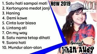 Download lagu Jihan Audy || terbaru 2019 || satu hati sampai mati || kertonyono || haning