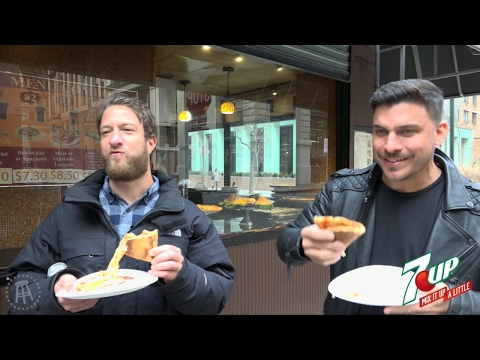 One Bite With Davey Pageviews  Pizza Mercato With Special Guest Jax Taylor