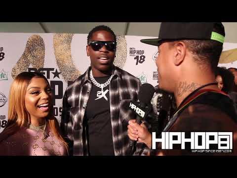 Casanova 2X Talks Upcoming New Music, Lil Wayne and More at the 2018 BET Hip-Hop Awards