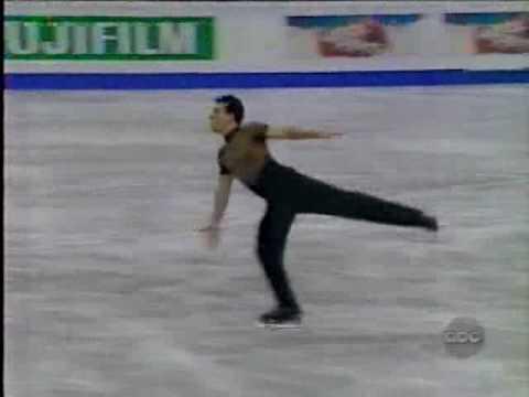Michael Weiss 1999 World Championship Long Program