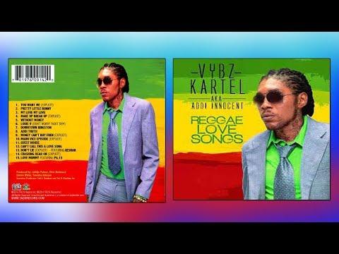 VYBZ KARTEL  - Reggae Love Songs, 2014 (Full, CD, Album) [Free Download Link]