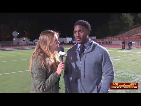 Reggie Bush's thoughts on returning to USC, Helton's performance