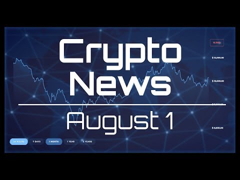 BitFi hacked, Baby food tracking, no more Visa at Kroger's. Crypto News Aug 1