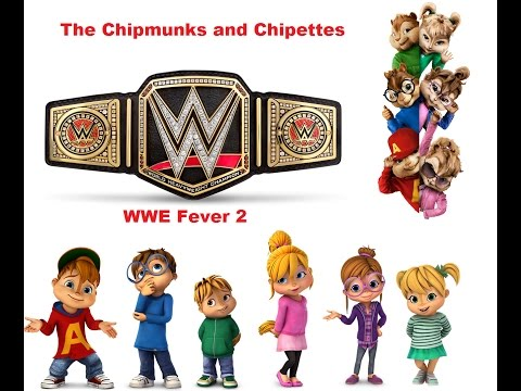 The Chipmunks and Chipettes WWE Fever 2