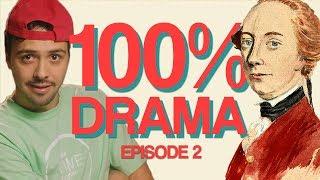 LA NOUVELLE-FRANCE EN PLS - 100% Drama - Ep 2