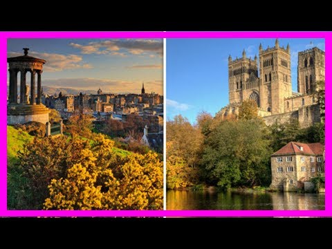 Best places to visit in uk in october half term