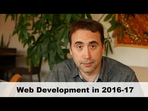 Learning Web Development In