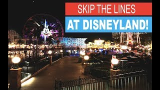 How to Skip The Lines at Disneyland! Ride Swap Explained!
