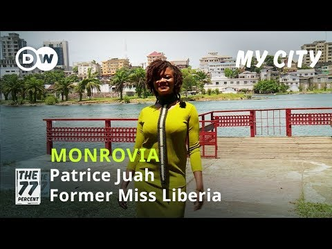 Meet Patrice Juah in Liberia's capital Monrovia