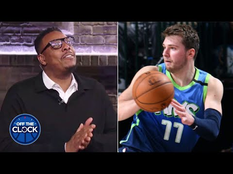 What would it take for you to trade Luka Doncic? | Off the Clock