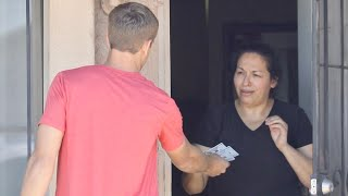 Knocking On Strangers Doors, Then Paying Their Rent 2