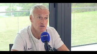 Didier Deschamps sur la Coupe du monde :