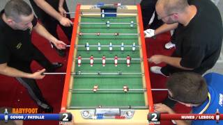 CDF - ELITE DOUBLES - Elimination : FINAL - part 5-5