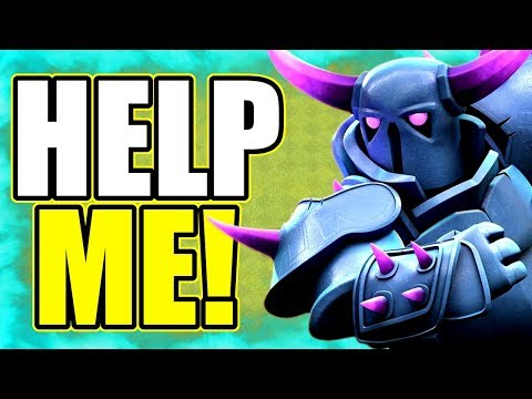 I NEED YOUR HELP NOW!! - Clash Of Clans