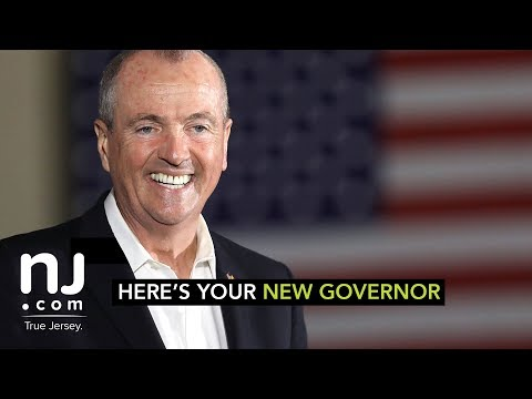 Meet Your New Governor: Phil Murphy