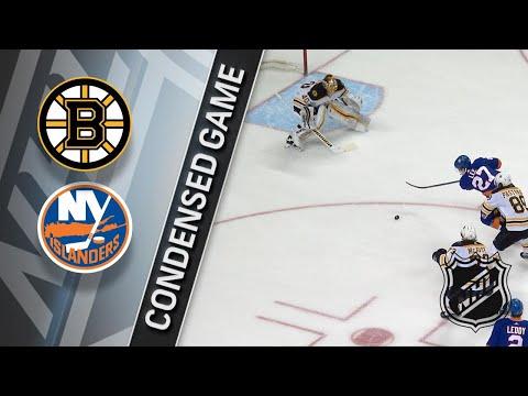 Обзор матча «Нью-Йорк Айлендерс» — «Бостон Брюинз»