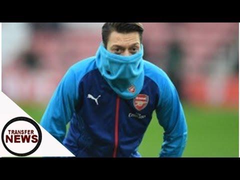 Ozil gives barca transfer ultimatum