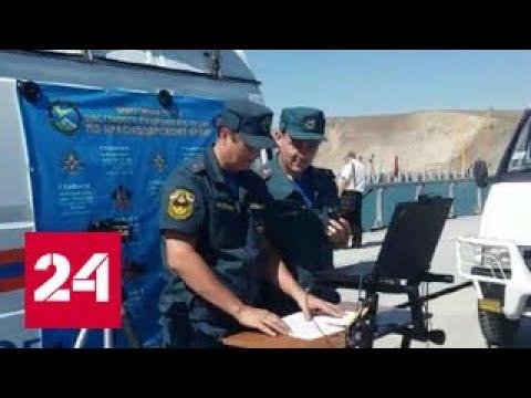 Число погибших при падении автобуса в Керченский пролив увеличилось