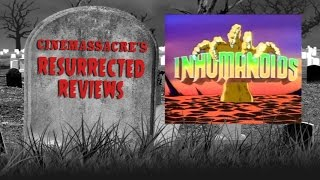 Inhumanoids TV Series Review