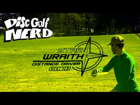 Innova Star Wraith Disc Golf Disc Review - Disc Golf Nerd
