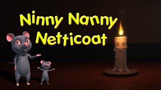 Ninny Nanny Netticoat Nursery Rhymes for Children