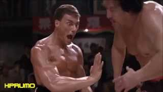 jean claude van damme tribute 2014 the martial arts legend new