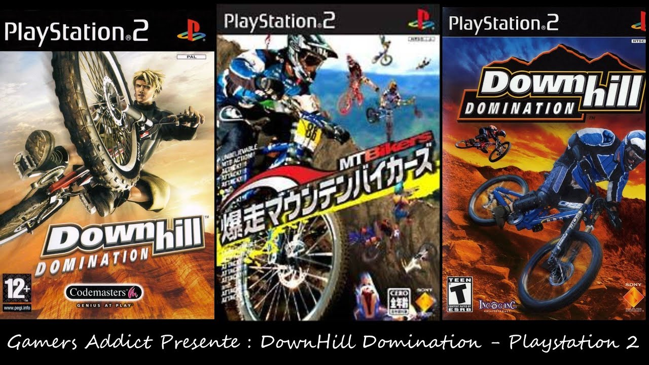 downhill domination cheats ps2