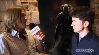 The Elder Scrolls V: Skyrim Todd Howard Interview (PC, PSS3, Xbox 360)