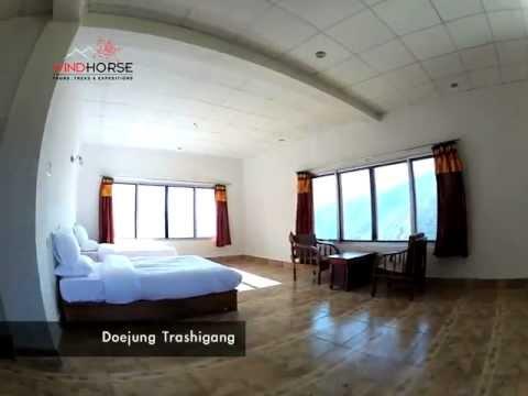 Druk Deothjung Hotel, Trashigang Bhutan