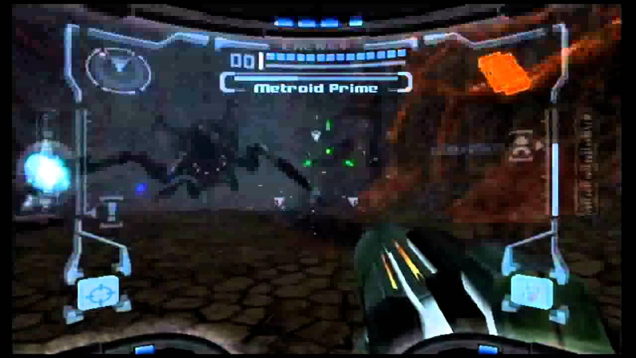 Zelda Hd Wallpaper Metroid Prime Final Boss 100 Ending Youtube