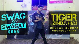 Swag Se Swagat Song Dance Choreography | Tiger Zinda Hai | Salman khan | By Versatile Dance Studio